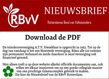 Nieuwsbrief (PDF)
